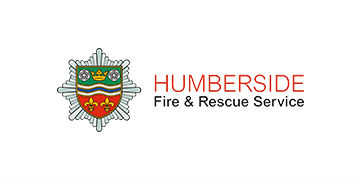 Logo for Humberside Fire & Rescue Service