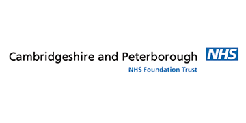 Logo for Cambridgeshire and Peterborough NHS Foundation Trust
