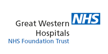 Logo for Great Western Hospitals NHS Foundation Trust