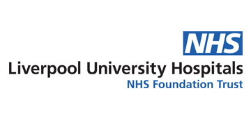 Logo for Liverpool University Hospitals NHS Foundation Trust
