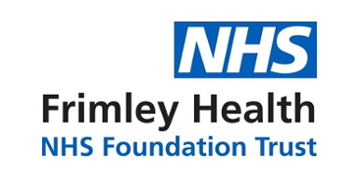 Logo for Frimley Health NHS Foundation Trust