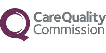 Logo for Care Quality Commission (CQC)