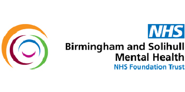 Logo for Birmingham and Solihull Mental Health NHS Foundation Trust