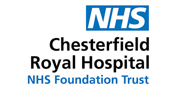 Logo for Chesterfield Royal Hospital NHS Foundation Trust