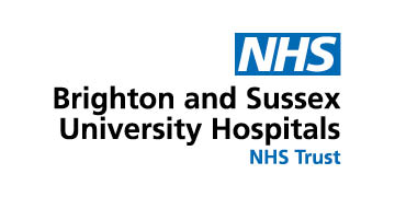 Logo for Brighton and Sussex University Hospital Trust