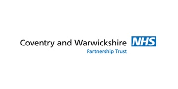 Logo for Coventry and Warwickshire Partnership NHS Trust