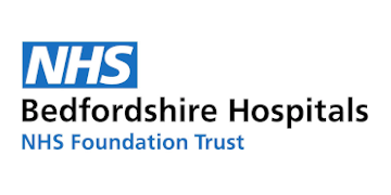 Logo for NHS Bedfordshire